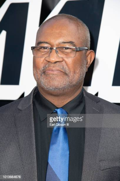 BEVRon Stallworth attends the Premiere Of Focus Features BlackkKlansman at Samuel Goldwyn Theater on August 8 2018 in Beverly Hills California