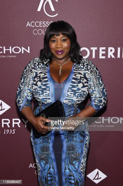 Bevy Smith attends as the Accessories Council Hosts The 23rd Annual ACE Awards on June 10 2019 in New York City