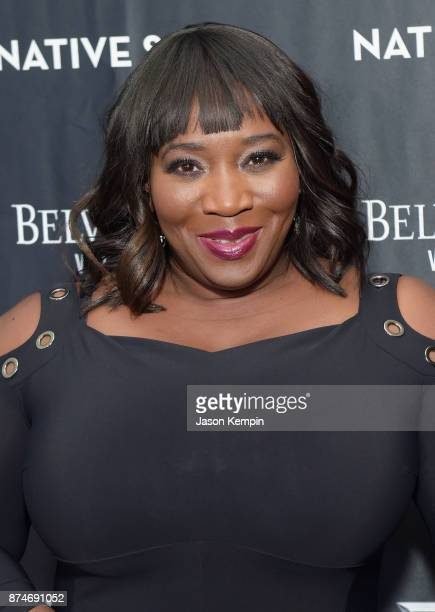 Bevy Smith attends OUT Magazine 'Master of Style' presented by Cadillac honoring Emil Wilbekin #masterofstyle on November 15 2017 at Cadillac House...