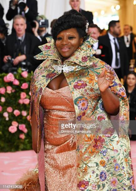 Bevy Smith attends The 2019 Met Gala Celebrating Camp Notes on Fashion at Metropolitan Museum of Art on May 06 2019 in New York City