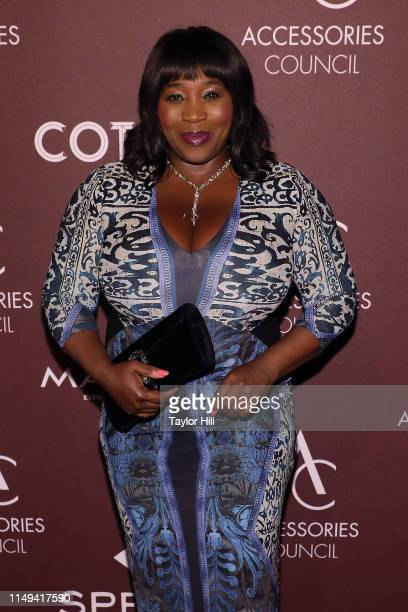 Bevy Smith attends the 23rd Annual ACE Awards at Cipriani 42nd Street on June 10 2019 in New York City