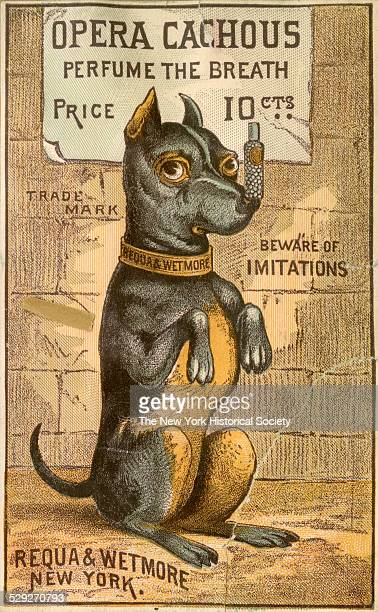 Beware of Imitations' undated Color print by Requa Wetmore New York manufacturers