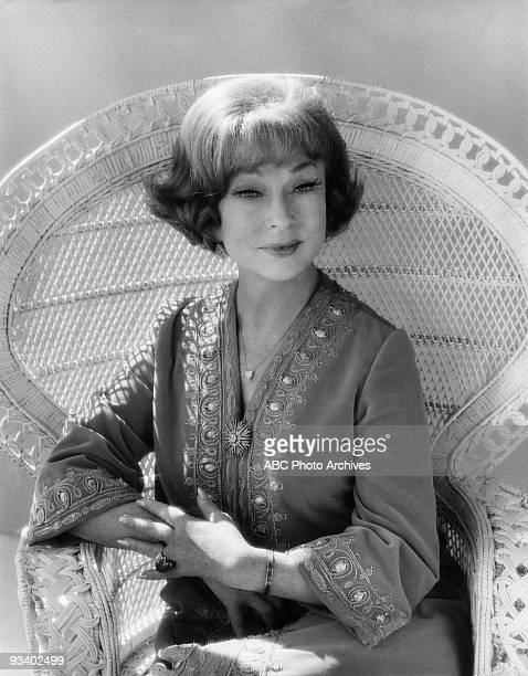 Bewitched Agnes Moorehead
