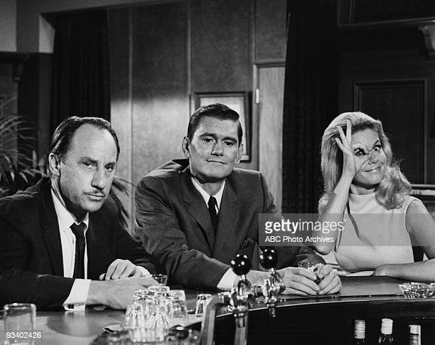 Bewitched 'Is It Magic or Imagination' September 10 1968 Dick Wilson Dick York Elizabeth Montgomery