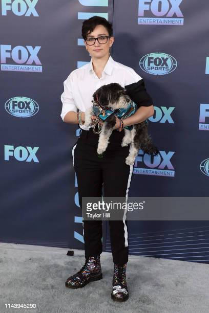 Bex TaylorKlaus attends the 2019 Fox Upfront at Wollman Rink Central Park on May 13 2019 in New York City