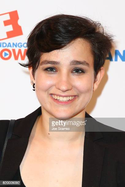 Bex TaylorKlaus attends the ComicCon International 2017 Fandango Opening Night Party at San Diego Convention Center on July 20 2017 in San Diego...