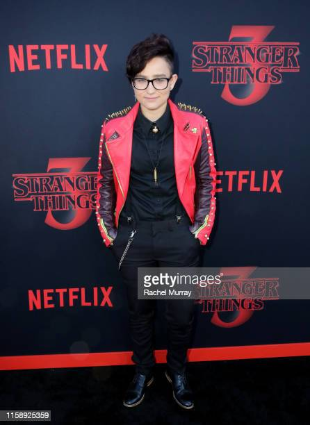 Bex TaylorKlaus attends the Stranger Things Season 3 World Premiere on June 28 2019 in Santa Monica California