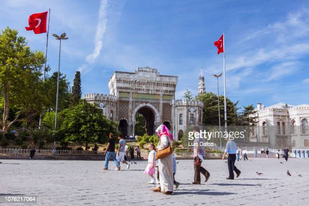 beyazit square - dafos stock photos and pictures