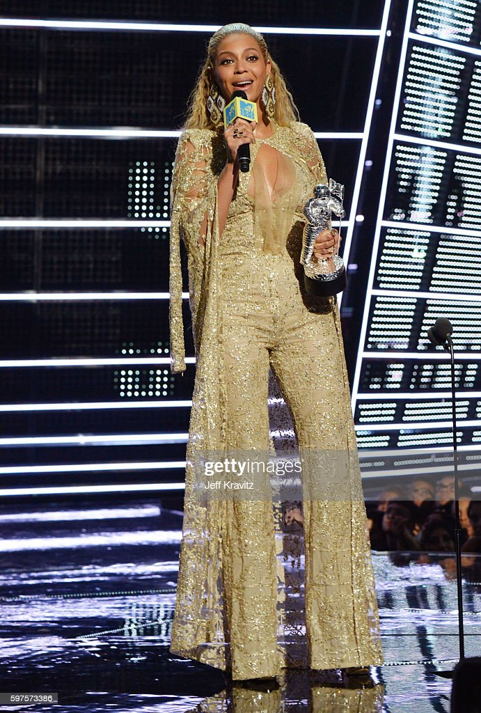 2016 MTV Video Music Awards - Show : News Photo