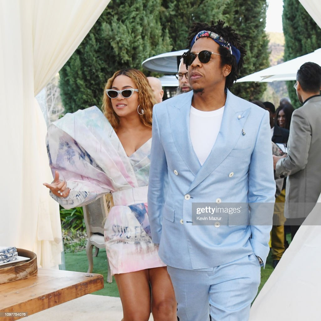 2019 Getty Entertainment - Social Ready Content - 2019 Roc Nation THE BRUNCH : News Photo