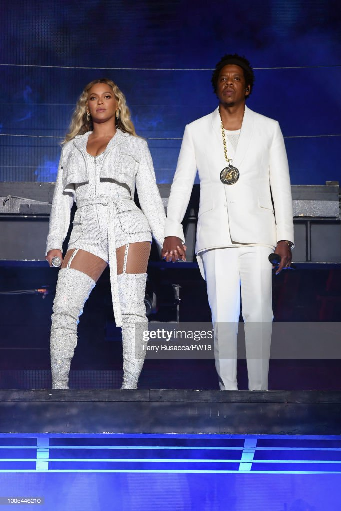 """Beyonce and Jay-Z """"On the Run II"""" Tour - US Opener - Cleveland"""