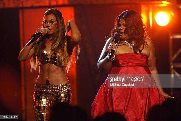 Beyonce and Mo'Nique perform 'Get Me Bodied'