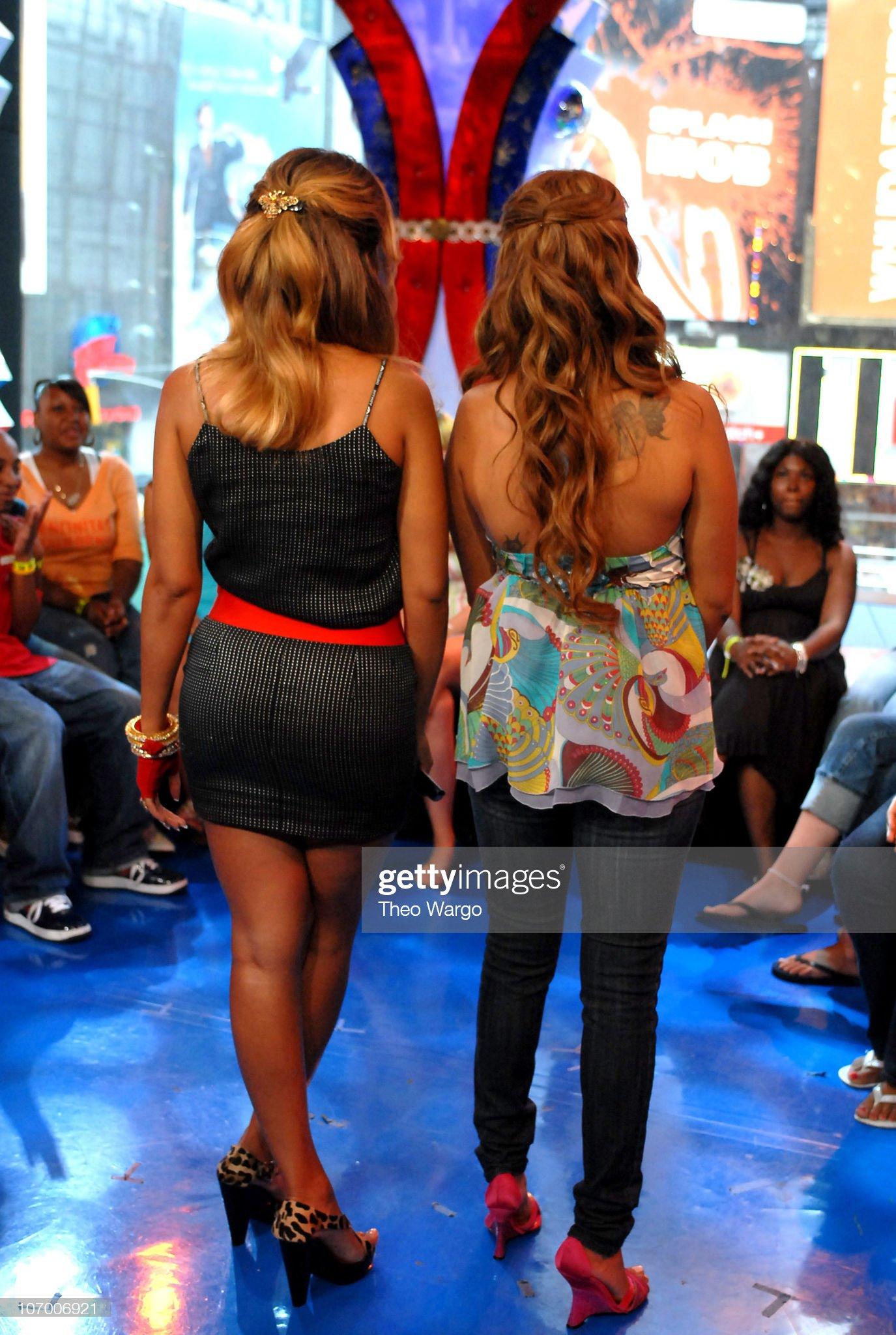 ¿Cuánto mide La La Anthony? - Real height Beyonce-and-mtv-vj-la-la-vasquez-during-beyonce-kate-hudson-owen-picture-id107006921?s=2048x2048