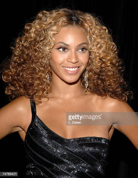 Beyonce at the Shrine Auditorium in Los Angeles California