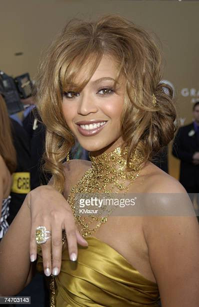 Beyonce at the Staples Center in Los Angeles California