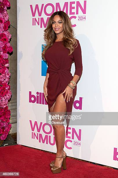 Beyonce attends the 2014 Billboard Women In Music Luncheon at Cipriani Wall Street on December 12 2014 in New York City