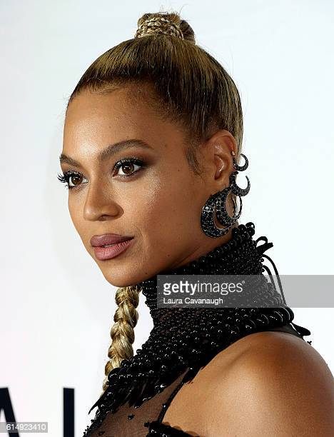 Beyonce attends TIDAL X 1015 at Barclays Center on October 15 2016 in New York City