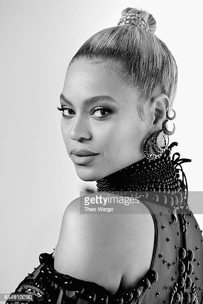 Beyonce attends TIDAL X: 1015 on October 15, 2016 in New York City.