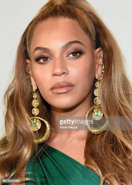 Beyonce attends TIDAL X Brooklyn at Barclays Center of Brooklyn on October 17 2017 in New York City