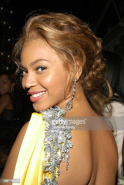 Beyonce during 2004 CFDA Fashion Awards Sean John / Zac Posen After Party Hosted by Sean 'P Diddy' Combs at Marquee in New York City New York United...