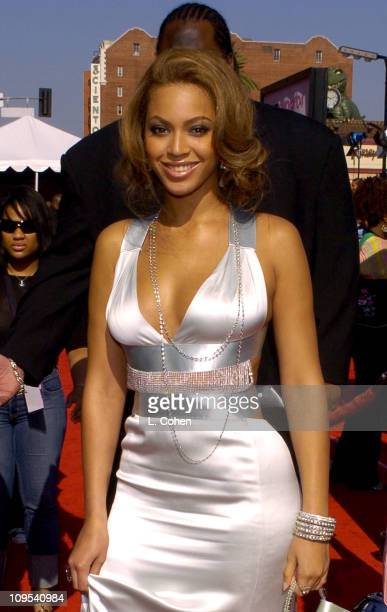 Beyonce during 4th Annual BET Awards Red Carpet at Kodak Theatre in Hollywood California United States