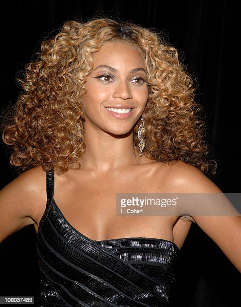 Beyonce during 6th Annual BET Awards Backstage and Audience at Shrine Auditorium in Los Angeles California United States