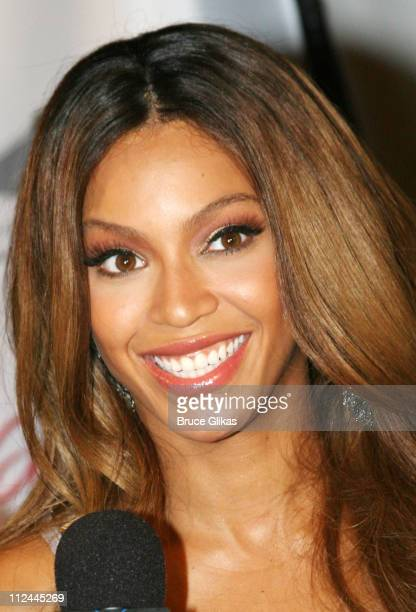 Beyonce during Beyonce's Birthday Celebration and CD Release Party at 40/40 Club in New York City New York United States