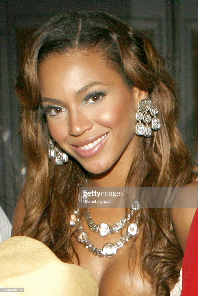 Beyonce during Jay-Z Celebrates the 10th Anniversary of 'Reasonable Doubt' - Inside at Rainbow Room in New York, United States.