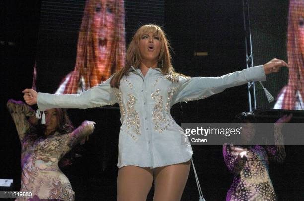 Beyonce during KIIS FM's 3rd Annual Jingle Ball at Staples Center in Los Angeles California United States