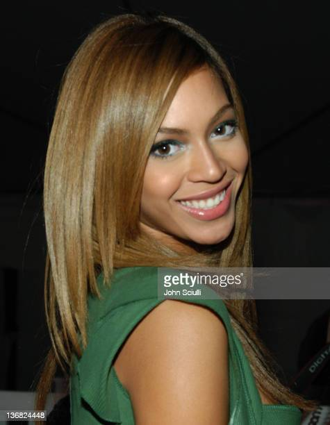 Beyonce during TMobile NBA AllStar 2006 Party at TMobile Tent in Houston Texas United States