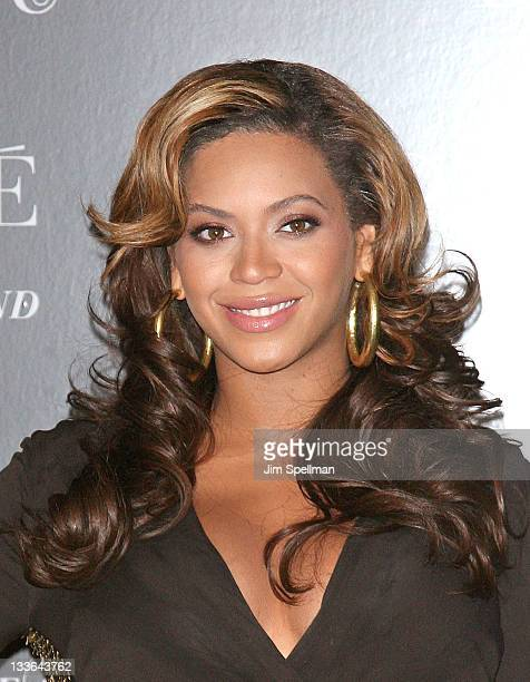 Beyonce hosts the screening of Live at Roseland The Elements of 4 at the Paris Theatre on November 20 2011 in New York City