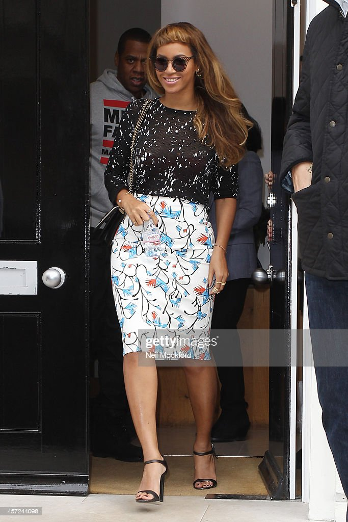 London Celebrity Sightings -  October 15, 2014 : News Photo