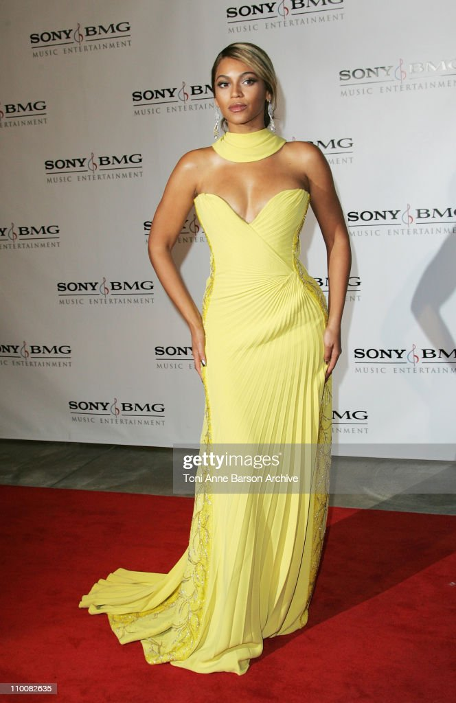 Sony/BMG Grammy After Party - Red Carpet : News Photo