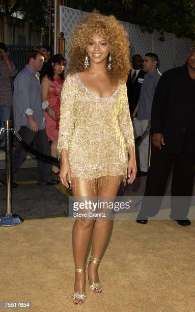 Beyonce Knowles at the Universal Amphitheatre in Universal City California