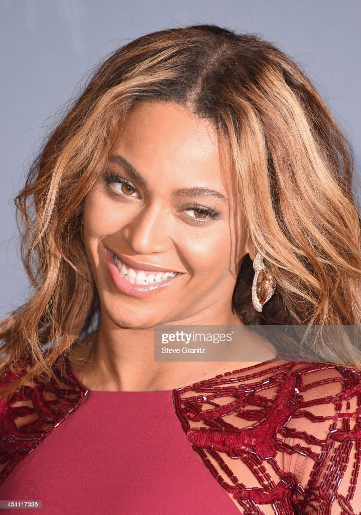 Beyonce Knowles attends the 2014 MTV Video Music Awards at The Forum on August 24, 2014 in Inglewood, California.
