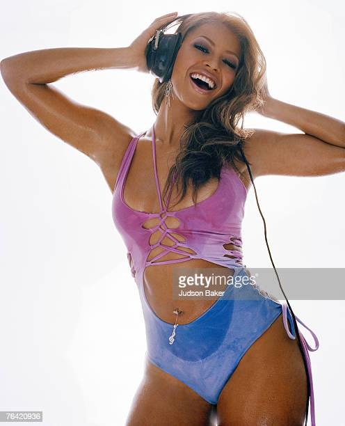 Beyonce Knowles Beyonce Knowles by Judson Baker Beyonce Knowles Blender August 1 2003