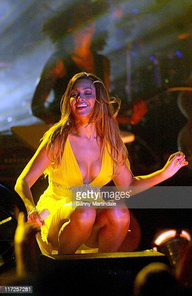 Beyonce Knowles during Beyonce Knowles in Concert at the BBC Television Centre in London November 13 2006 at BBC Television Centre in London Great...
