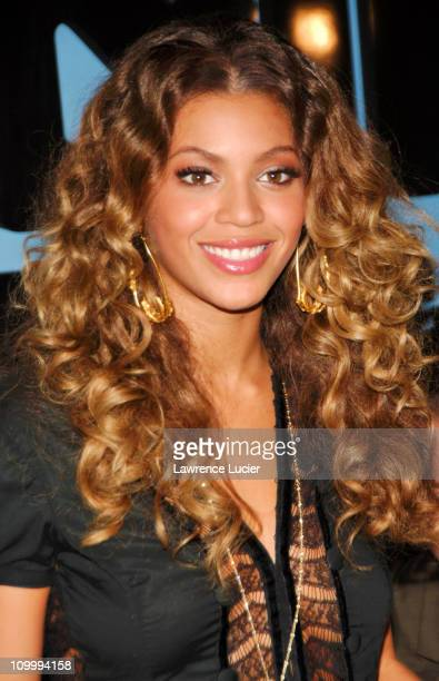Beyonce Knowles during Beyonce Knowles Signs Her New CD Birthday September 8 2006 at Macy*s in New York NY United States