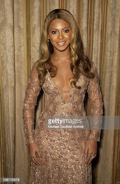 Beyonce Knowles during Katie Couric and the Entertainment Industry Foundation Unite Hollywood Broadway Stars to Launch The Jay Monahan Center for...