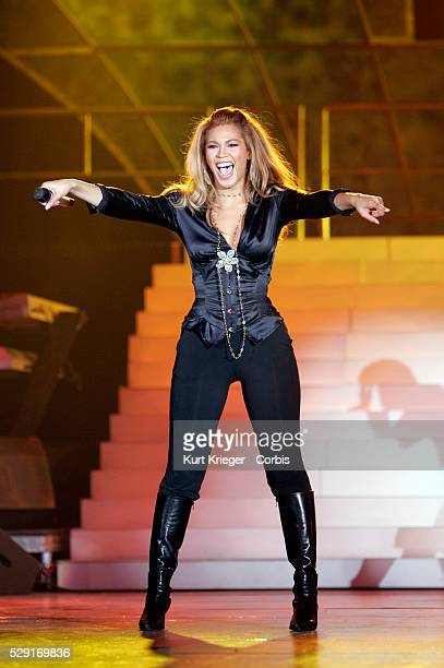 Beyonce Knowles in Concert