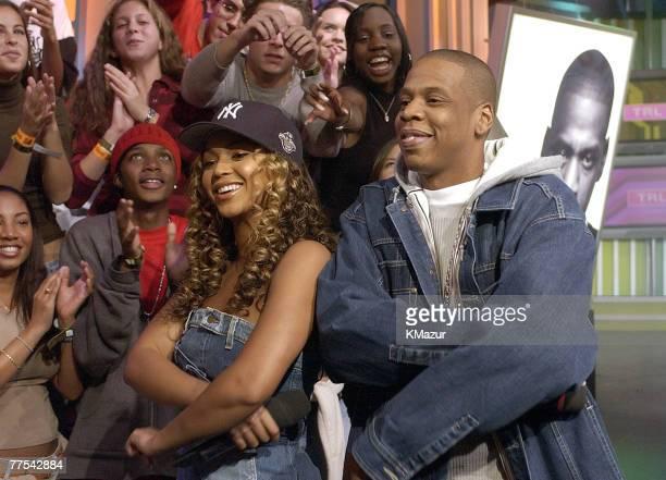 Beyonce Knowles JayZ