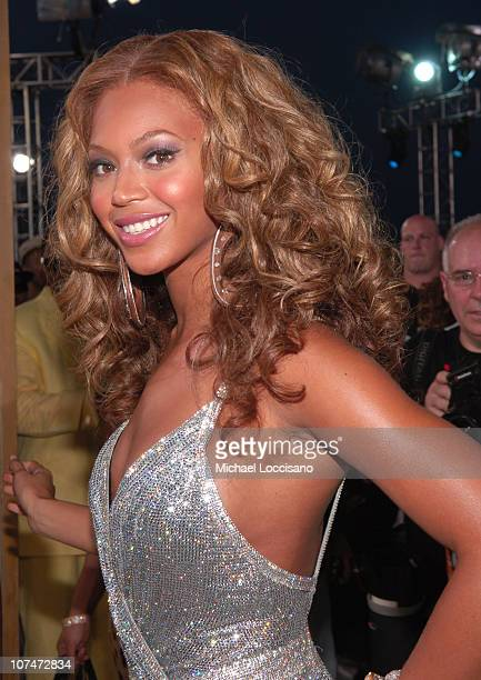 Beyonce Knowles of Destiny's Child during 2005 MTV Video Music Awards MTV ShowBox at American Airlines Arena in Miami Florida United States