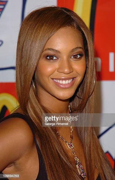 Beyonce Knowles of Destiny's Child during Destiny's Child Visit Special Kids from Ronald McDonald House Charities August 10 2005 at Variety Village...