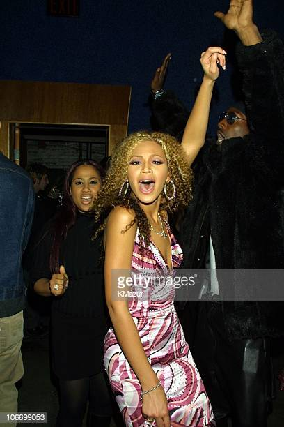 Beyonce Knowles of Destiny's Child during The 28th Annual American Music Awards Columbia Records After Party at Las Palmas in Hollywood California...