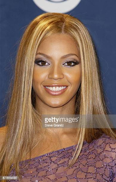 Beyonce Knowles of the Destiny's Child