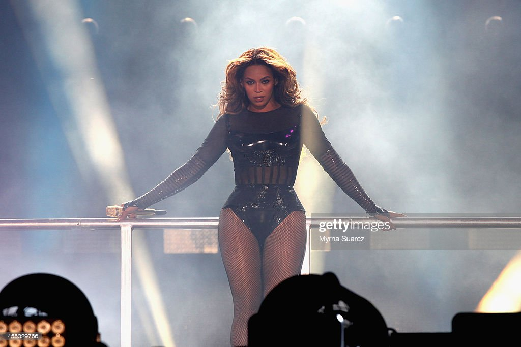 """""""On The Run Tour: Beyonce And Jay-Z"""" - Paris, France - September 12, 2014 : News Photo"""