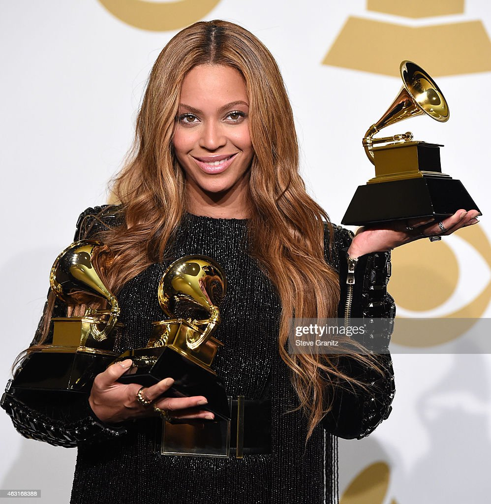 The 57th Annual GRAMMY Awards - Deadline Photo Room : News Photo
