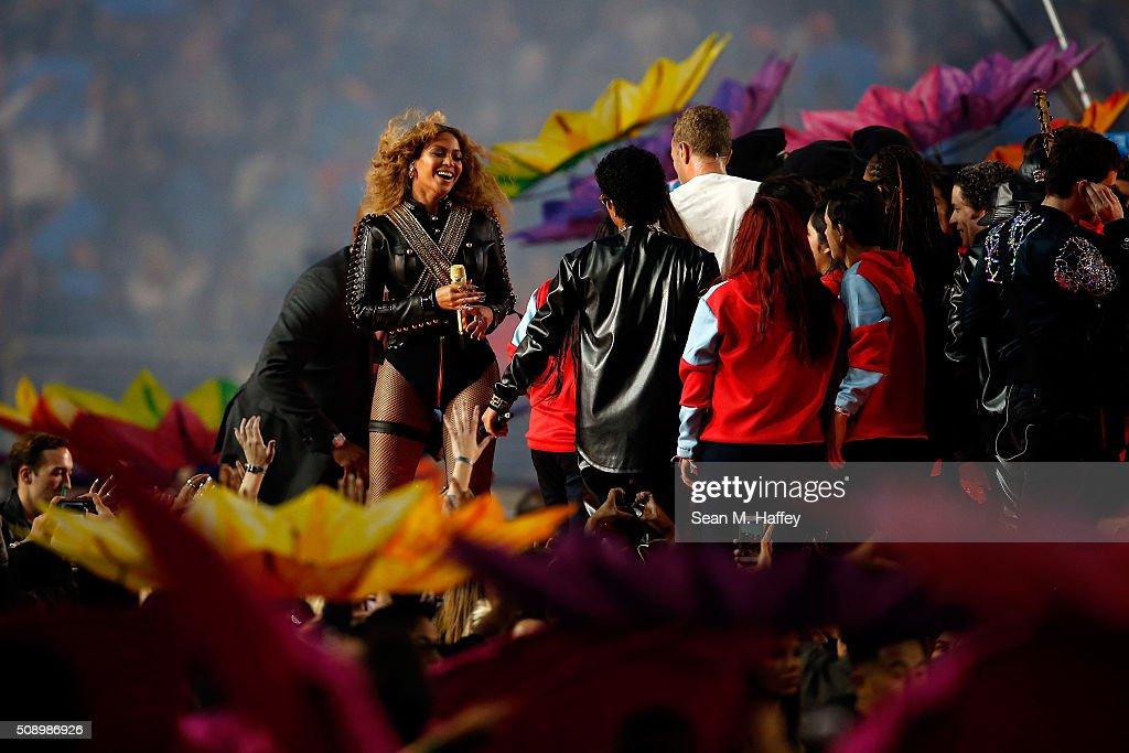 Pepsi Super Bowl 50 Halftime Show : News Photo