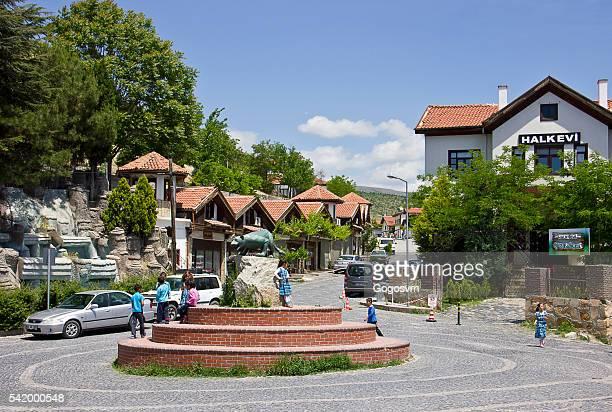 ベイパザル風公道、アンカラ(トルコ) - トルコ アンカラ ストックフォトと画像