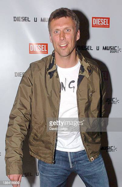 Bez during Diesel U Music Awards 2004 Arrivals at Fabric Nightclub in London Great Britain